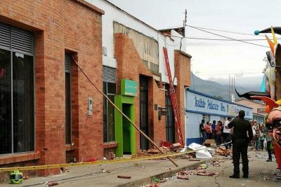 Accidente en Ferias de Málaga deja un muerto y 28 heridos