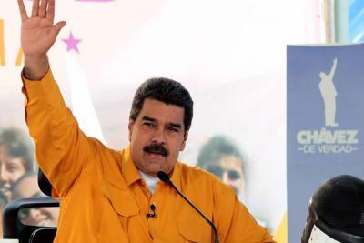 """""""Si nos agreden, callados no nos vamos a quedar"""": Maduro confronta a Trump"""