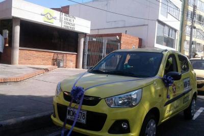 Taxista fue asesinado de un disparo en Bucaramanga