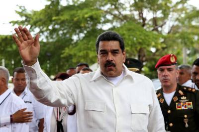 Maduro vuelve a hablar en inglés y las redes sociales no se lo perdonaron