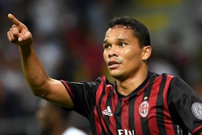 Vea el gol que Carlos Bacca le anotó a la Juventus en la Serie A de Italia