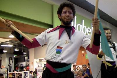 Con flashmob celebraron los 30 años de Aspaen en Bucaramanga