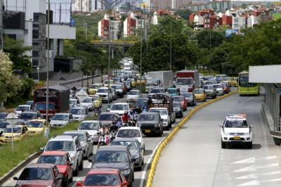Reabren la autopista hacia Bucaramanga tras fatal accidente