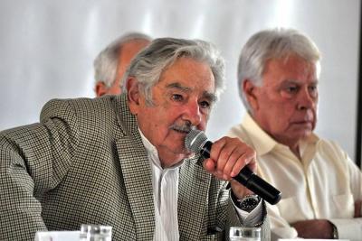 Las lecciones de vida que compartió Pepe Mujica con jóvenes colombianos