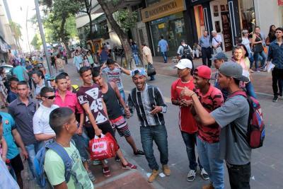 La historia en Bucaramanga de los raperos venezolanos que huyeron de Maduro