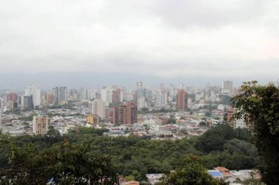 Calidad del aire en Bucaramanga sigue en nivel moderado