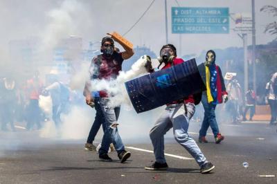 Las jornadas de marchas ya han dejado 27 muertos y cientos de heridos en Venezuela.