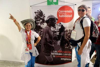 Seis medallas ganó Santander en los 'Special Olympics 2017