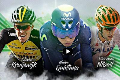 Así será la etapa de este miércoles en el Giro de Italia