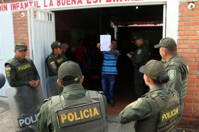 La guardería que quedó en manos de la brujería en Bucaramanga
