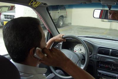 Video registra la imprudencia de un conductor de transporte público en Bucaramanga