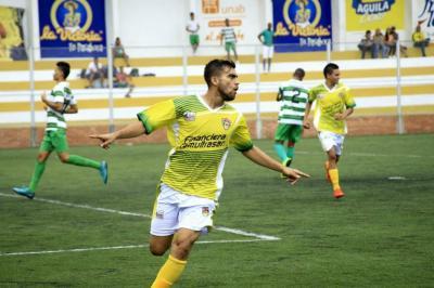 El goleador santandereano que espera una oportunidad en el fútbol profesional