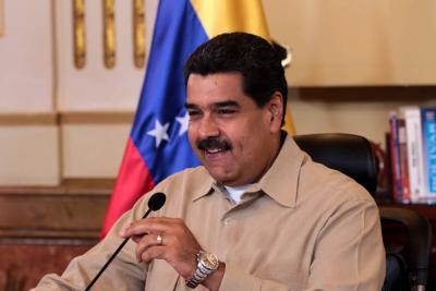 """""""Los cinco puntos cardinales"""", la nueva embarrada de Nicolás Maduro"""