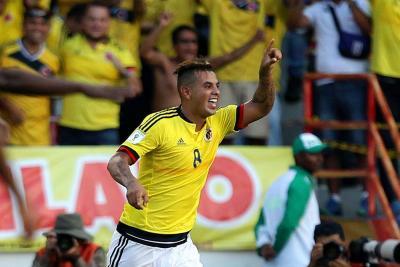 Estos son los goles con los que Colombia empató 2-2 a España