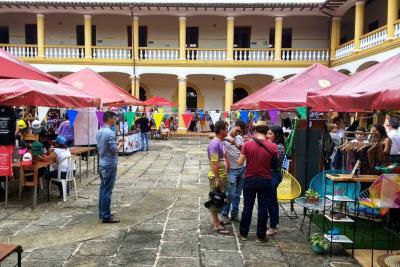 Diseño, música y gastronomía se reúnen este fin de semana en Bucaramanga