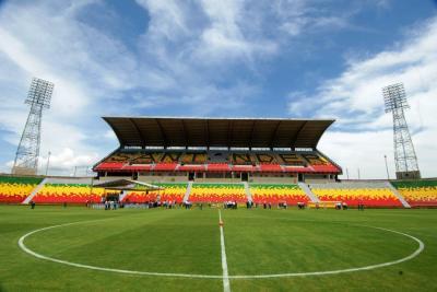 Obras de remodelación del estadio se entregarían el 4 de julio