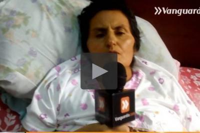 Angustioso llamado de bumanguesa con cáncer ignorada por Cafesalud