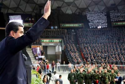 """Me parezco a Saddam Hussein"", afirmó Nicolás Maduro"
