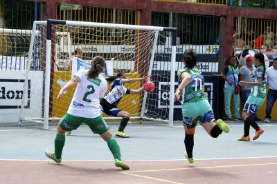 Reviva lo mejor de la final femenina del Torneo Interbarrios de Bucaramanga