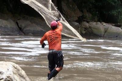 Río Lebrija: De fábrica de peces a la cloaca de Bucaramanga y el área