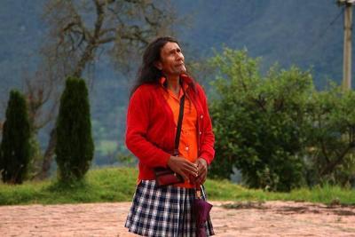 'Señorita María, la falda de la montaña´  primer documental colombiano en el Festival  de Locarno