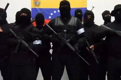 Las voces encapuchadas y armadas ganan terreno en Venezuela