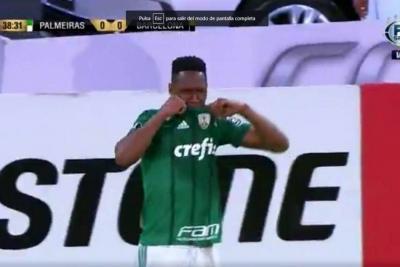El llanto de Yerri Mina tras sufrir lesión, se perdería próximos partidos de Eliminatorias