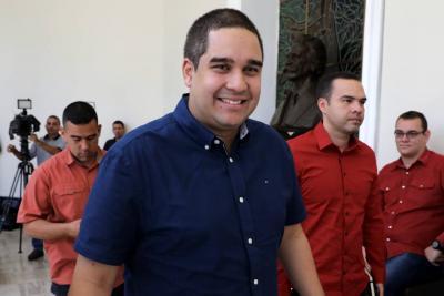 'Nos tomaríamos la Casa Blanca': hijo de Maduro sobre amenaza de Trump