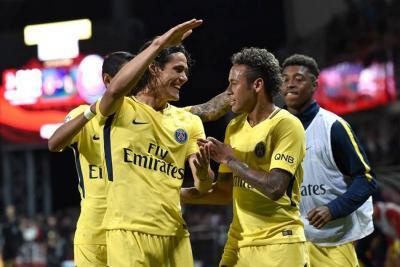 Vea el gol con el que Neymar debutó en el PSG