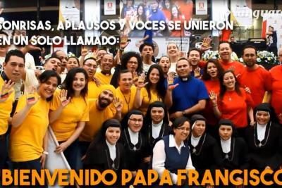 Este es el himno con el que recibirán al papa Francisco en Colombia