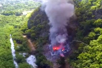 Explosión se registró en batallón José María Córdova de Santa Marta