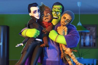 La familia Monster: Una aventura espeluznante que llega a las salas de cine en septiembre