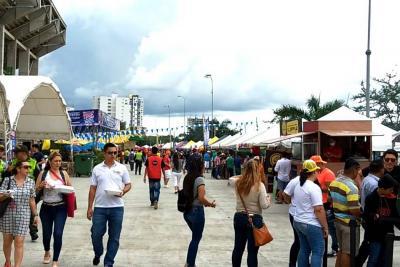 Sabores de Bucaramanga: un espacio de gastronomía local en la Feria Bonita