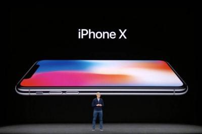 Así es el iPhone X, la nueva apuesta de Apple en teléfonos inteligentes