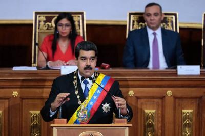 """""""Estamos cerquita"""" de lograr un acuerdo con la oposición: Maduro"""