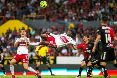 Gol del colombiano Avilés Hurtado nominado al premio Puskás de la Fifa