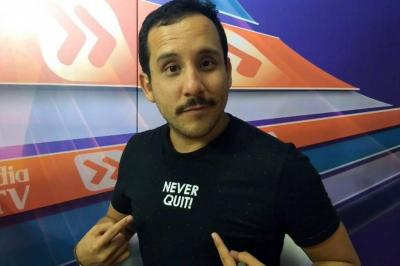 Siga en directo la entrevista con Henry Delgado y gane boletas para el Show del Humor
