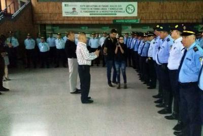 El duro regaño del Alcalde a empleados de Tránsito de Bucaramanga