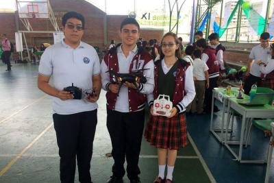 Inventos de estudiantes representarán a Bucaramanga en encuentro nacional