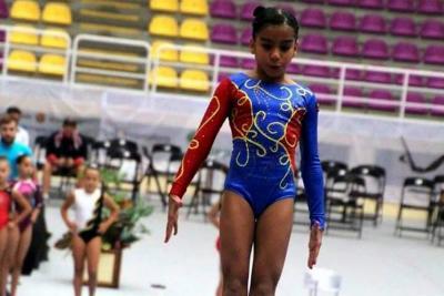 Gimnasta de Santander ganó medalla de bronce para Colombia en España