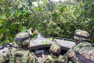 Jefe militar del 'Clan del Golfo' fue dado de baja en Norte de Santander