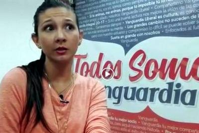 Ella denunció amenazas contra su vida y negligencia de las autoridades en Bucaramanga