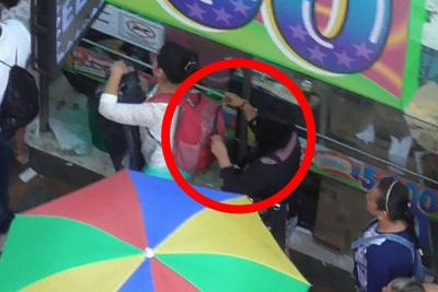 Así cometía los robos una banda de 'cosquilleros' en el Centro de Bucaramanga