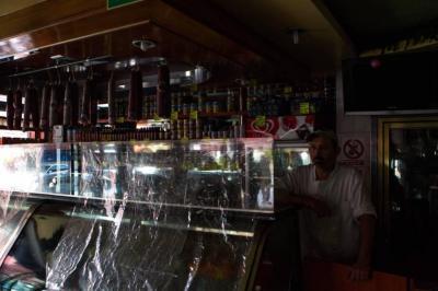 Se registró apagón en parte de Caracas y estados vecinos de Venezuela