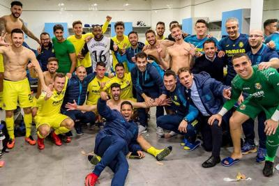 Carlos Bacca le dio la victoria al Villarreal sobre el Valencia