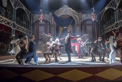 'El gran showman', un fascinante espectáculo protagonizado por Zac Efron