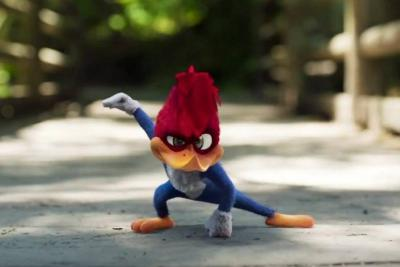 El ave más famosa, 'El pájaro loco', ya está en cartelera