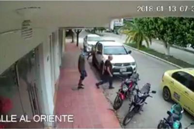 Secuestro de un contratista de Ecopetrol quedó registrado en video