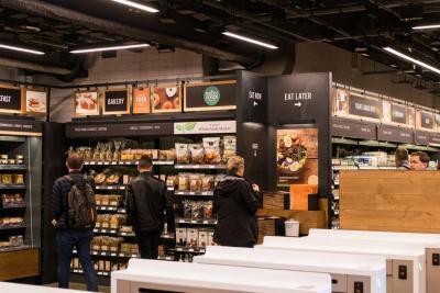 Así funciona Amazón Go, el primer supermercado sin cajeros