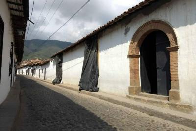 Capilla de Las Nieves de Girón fue intervenida sin permiso del Ministerio de Cultura